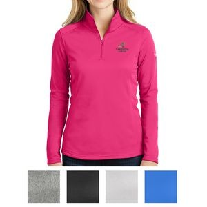 The North Face® Ladies' Tech 1/4-Zip Fleece